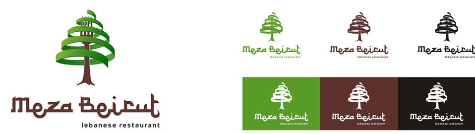 Projekt logo Meza Beirut