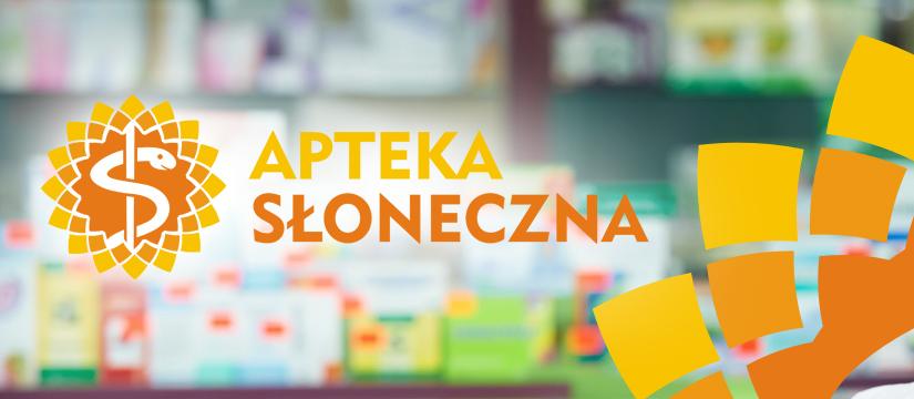 Logo sieci Apteki Słoneczne