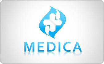 Medica - projekt logo