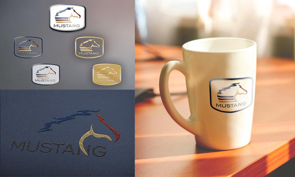 projekt logo Mustang