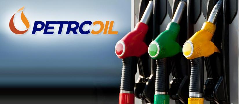 Logo Petro Oil - stacje paliw