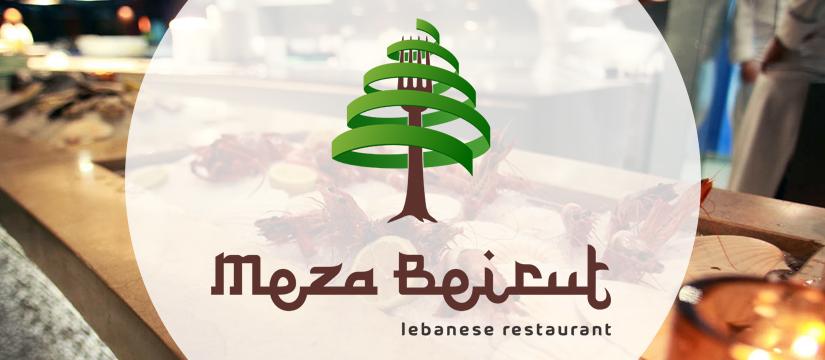 Logo Restauracja Meza Beirut - Warszawa