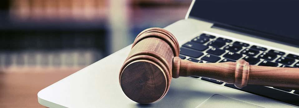 Projekt logo dla kancelarii adwokackiej