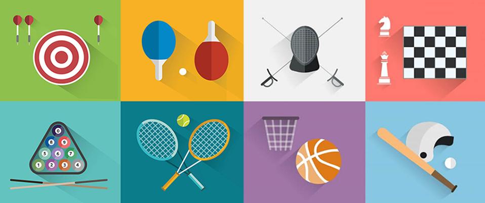 Projektowanie logo sportowego